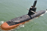Boost for Make in India: First Scorpene-class submarine starts sea trial