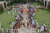 Chinmaya Jyoti on Chinmaya Jayanti at Chinmaya Prabha
