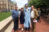 Jeremy Malhotra Graduates from Columbia University