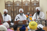 Sikh Community Welcomes  Bhai Baldev Singh Vadala