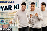 Pyar Ki Video Song   HOUSEFULL 3   Shaarib & Toshi   T-Series