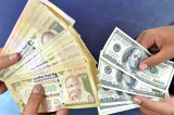 RBI sets rupee reference rate at 67 against US dollar