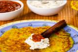 Mama's Punjabi Recipes: Daal De Poode (Lentil Flatcakes)