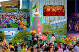 Greater Houston Rath Yatra at Discovery Green, July 9