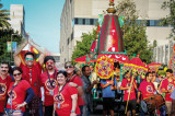 India Festival: Greater Houston Rath Yatra 2016