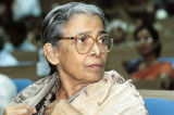 What a life: Film world mourns Mahasweta Devi's demise