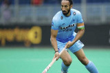Indian Hockey Team's 'Sardar'