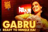 Gabru Ready To Mingle Hai Official Video Song | Happy Bhag Jayegi | Diana Penty, Mika Singh