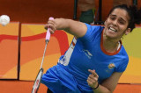 Saina Nehwal crashes out in stunning upset
