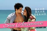 Sau Aasmaan – Baar Baar Dekho| Sidharth Malhotra, Katrina Kaif| Amaal Mallik| Armaan Malik, Neeti M