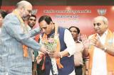 Gujarat: Vijay Rupani to be sworn in as Chief Minister