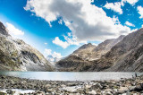 Exploring the majestic glacial lakes in Kalam Valley