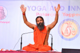 Swami Ramdev in Houston