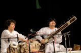Zakir Hussain Commemorates Mahatma Gandhi Birthday at Wortham