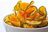 Mama's Punjabi Recipes: Tauri Pithoo (Sliced Zucchini Chips)