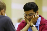Anand survives a scare against Anish Giri at London Chess Classic