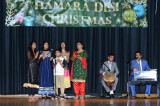 Indians Celebrate 9th Hamara Desi Christmas