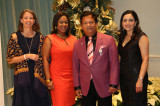 Holiday Cheer, Fashionistas Make a Statement for Pratham