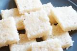 Mama's Punjabi Recipes: Narial Di Burfi (Coconut Milk Squares)