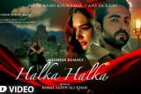 HALKA HALKA Video Song   Rahat Fateh Ali Khan Feat. Ayushmann Khurrana & Amy Jackson   T-Series