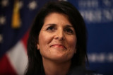 'Haley to embody vibrant parts of American society before UN'