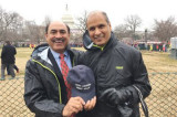 Eyewitness to American Pomp, Pageantry at Presidential Inauguration