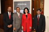 University of Houston Day at India House