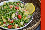 Mama's Punjabi Recipes: Choliya da Snack (Green Chickpea Snack)