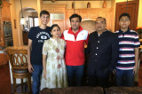 Spreading Smiles Over Lunch with Chef Vikas Khanna