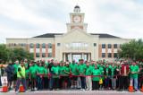 BAPS Charities Holds Walk Green 2017 in Sugar Land