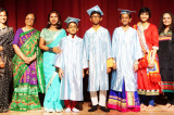 D.A.V. Montessori Celebrates Annual Day, Graduates First 5th Grade Batch