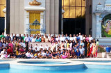"JVB Preksha Meditation Center's17th AnnualFamily Camp Centered on ""Path of Prosperity"""