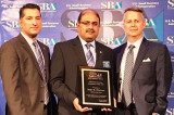 Bhavsar Receives SBA Financial Services Champion Award