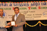 Huge Turnout at Greater Houston Tamil School Graduation Day 2017