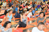 International Day of Yoga to be Celebrated in The Woodlands, June 24, 2017