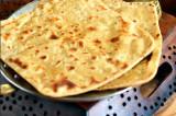 Mama's Punjabi Recipes: Loon-Mirch Da Parantha  (Salt-Pepper Wheat Pancrusted Flatbread)