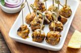 Mama's Punjabi Recipes: Khumban da Appetizer (Mushroom Appetizer)