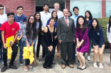 NASA Scientist Dr. Kishen Kumar Inspires Sewa International's Summer Interns