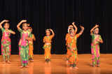 The Energizing Bharatnatyam & Kathak Dance Recital of Kusum Sharma's Shri Natraj School of Dance