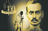 Commemorating 150 Years of  Mahatma Gandhi's Spiritual Inspiration