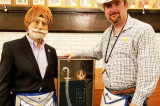 A Masonic Honor that Surprised the Beloved Brother Raj Bhalla