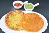 Mama's Punjabi Recipes: Besan De Poode (Chickpea Flour Flatcakes)