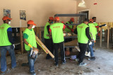 BAPS Charities Relief and Recovery Efforts throughout the Houston and Beaumont Areas
