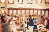 Kirtan Fest and Inter-faith Prayers at  ISKCON of Houston for Harvey Victims