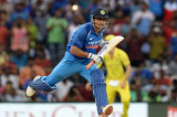 MS Dhoni Gives Kedar Jadhav The Death Stare After Run Out Scare