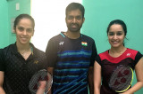 Saina Nehwal, Pullela Gopichand Give Badminton Lessons To Shraddha Kapoor For Biopic