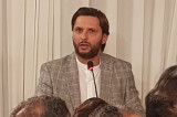 Former Pakistan Captain Shahid Afridi Trolls Himself At An Event, Jokes About His Batting