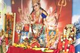 Navratri Celebrations at the Gauri Siddhivinayak Temple