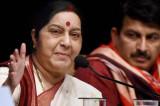 On Diwali, India will grant medical visa in all deserving cases: Sushma Swaraj