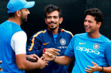 Rohit Sharma Turns Reporter, Interviews Yuzvendra Chahal And Kuldeep Yadav On Their Off-Field Interests